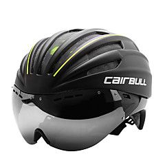 CAIRBULL+Adults'+Bike+Helmet+CE+EN+1077+Certification+Cycling+28+Vents+Visor+Full-Face+Adults'+PC+EPS+Road+Cycling+–+USD+$+99.98