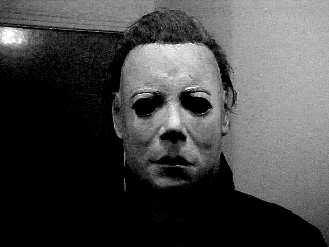 halloween michael myers mask captain kirk