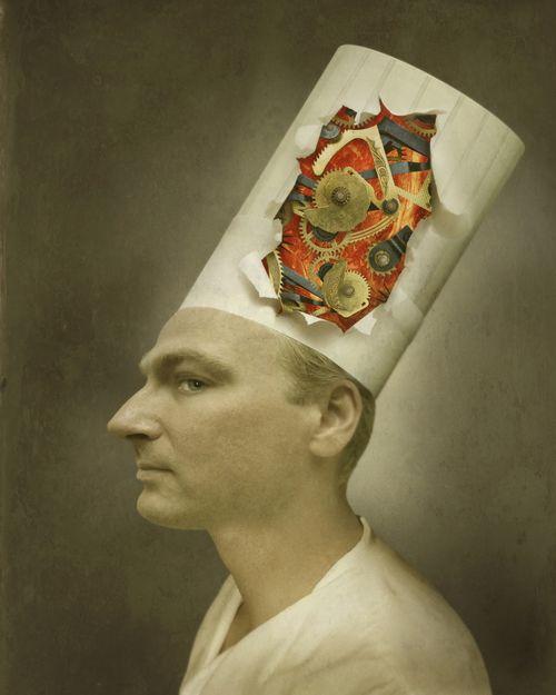 Chef by Matt Mahurin