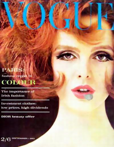 Grace Coddington is a former model and the creative director of American Vogue magazine.