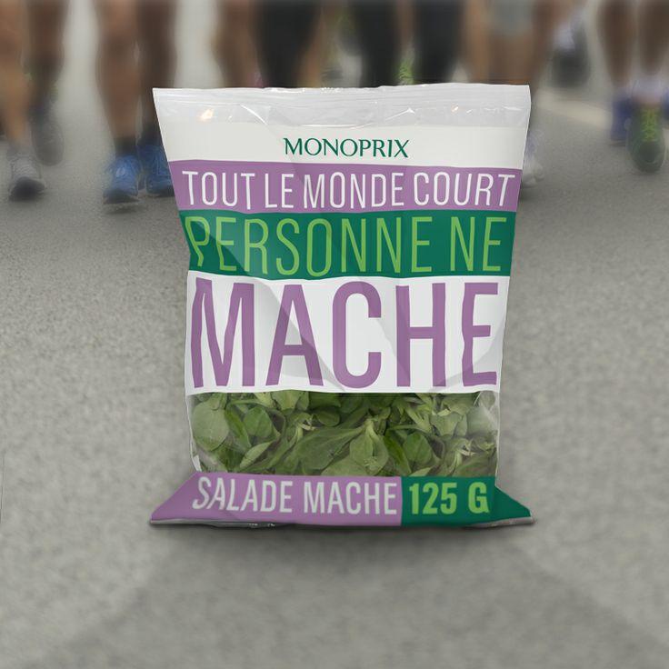 Le week-end dernier c'était le marathon de Paris !