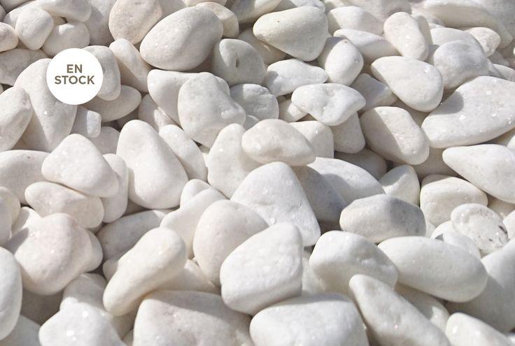 Gravier blanc pur roulé 20/40 I Agrégats Occitans