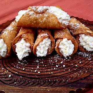 Parmezános-mascarponéval töltött sós cannoli  Recept képpel - Mindmegette.hu - Receptek