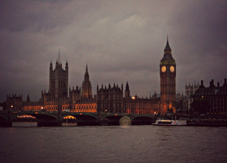 The Houses of Parliament / Big Ben