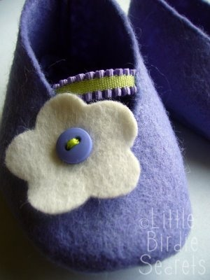 little baby booties