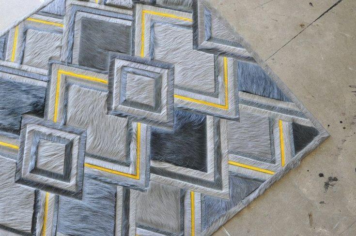 Современные ковры от Kyle Bunting - Дизайн интерьеров | Идеи вашего дома | Lodgers