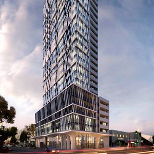 Melbourne Fishermans Bend tower to kick start Australia's most significant urban renewal project