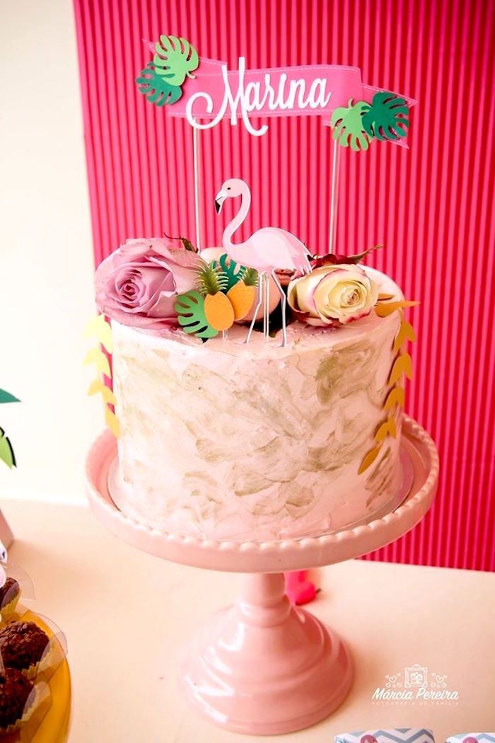 238 Best Pineapple And Flamingo Themed Party Images On