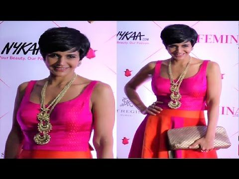 WATCH Mandira Bedi @ Naykaa Femina Beauty Awards 2017.    Click here to see the full video > https://youtu.be/R0ekDMx2fXA    #mandirabedi #bollywood #bollywoodnews #bollywoodnewsvilla
