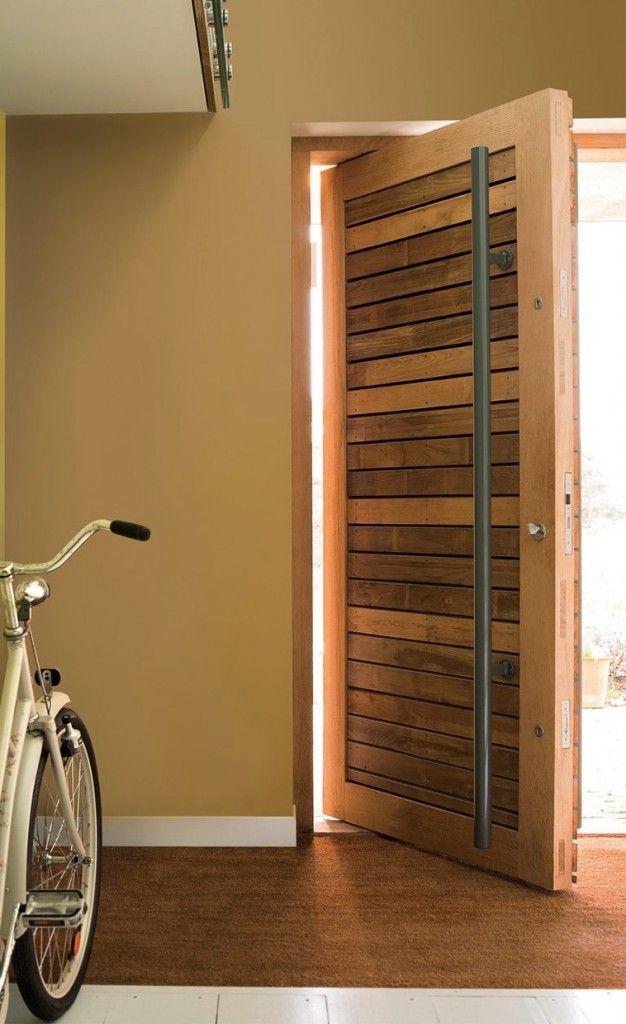 8 best Entrée images on Pinterest Front doors, Home ideas and Coat - Oeil Pour Porte D Entree