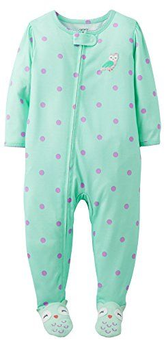 Carters Baby Girls Green Owl Zip Up Sleep & Play 12 Month Mint green Carter's http://www.amazon.com/dp/B00N9P8Z3M/ref=cm_sw_r_pi_dp_UHbkub0HAKY1G