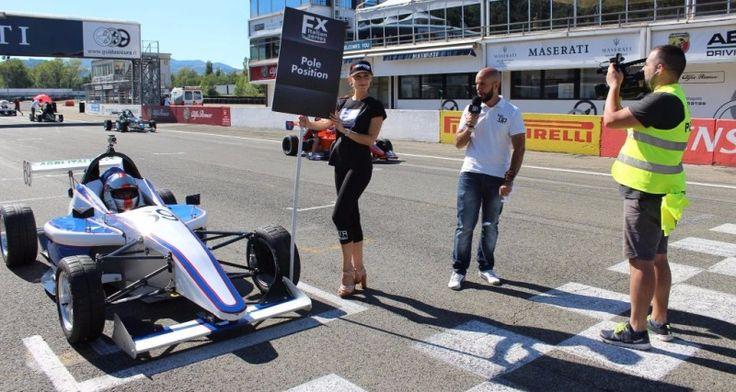 Formula X Italian Series | Tutto pronto per la sfida di Varano: lo show è assicurato
