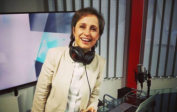 Después de seis años al aire el15 de marzo de 2015, Carmen Aristegui y su equipo #Censura #Noticias #Aristegui #CarmenAristegui