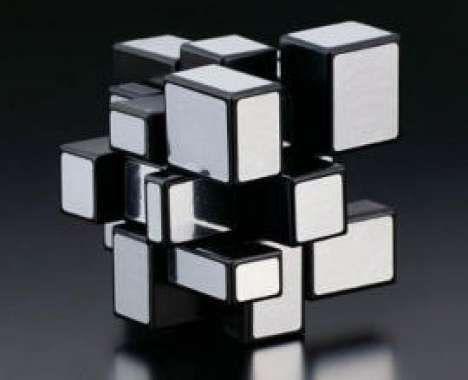 Puzzling Furniture : Rubik Cube Locker