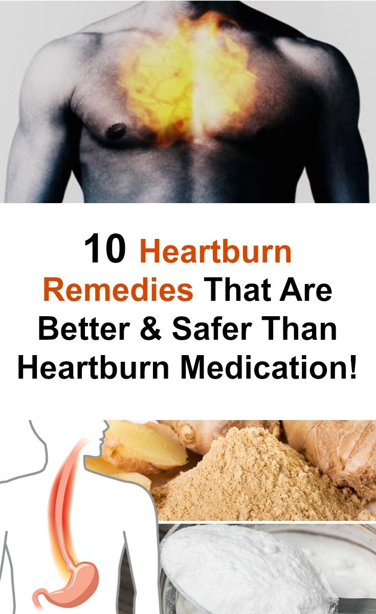 If you suffer from heartburn, you know how painful it can be. Heartburn is a burning pain in the chest that usually occurs after eating and may occur at night.