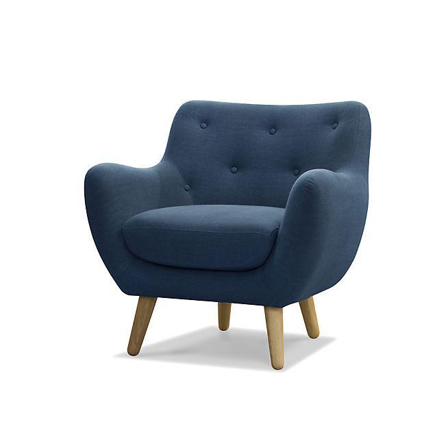 Les 25 meilleures id es concernant fauteuil bleu p trole - Fauteuil bleu petrole ...