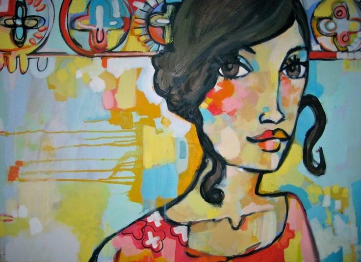 Bekah Ash.... great inspiration for self portraits