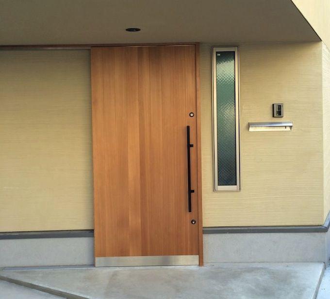 玄関ドアの種類と 玄関ドアを選ぶ時のポイント 玄関 玄関 引き戸