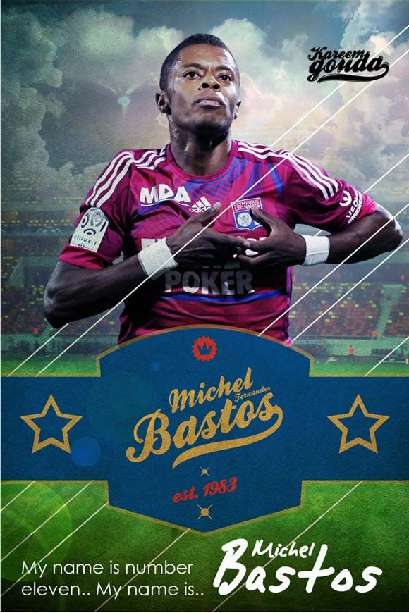 Poster: 11 Rockstar Lapangan Hijau Bernomor 11 - Bola.net