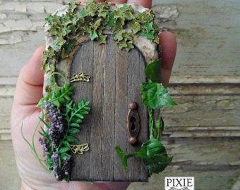 Der geheime Garten verändert Altoids Stil Zinn magische Miniatur-Landschaft