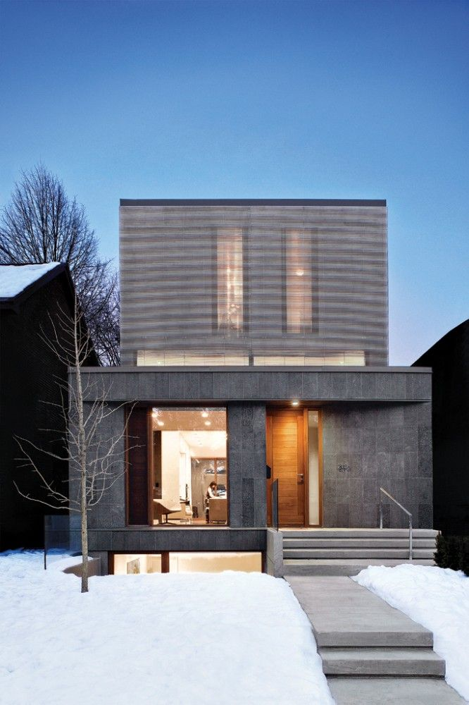 Counterpoint House / Paul Raff Studio Architects