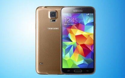 Samsung Galaxy S5 Smartphones 16MP camera