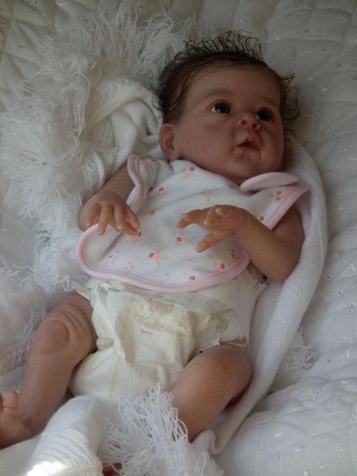 Baby Sunshine Nursery Reborn Baby Girl Doll Saoirse By