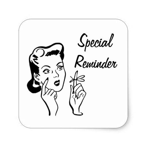 136 best Calendar reminder stickers images on Pinterest