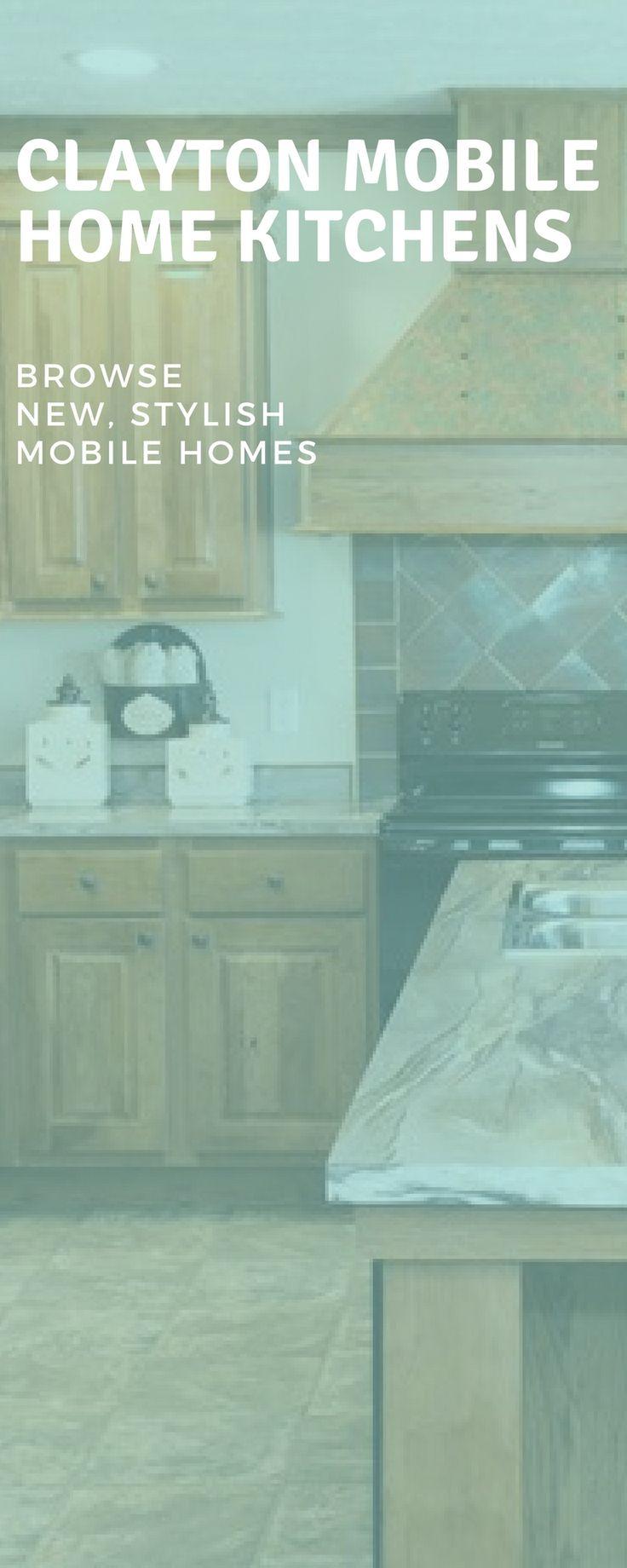 173 best Mobile Home Kitchens & Inspo images on Pinterest | Mobile ...