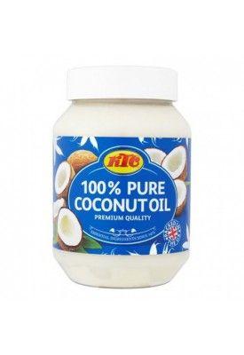 Aceite de Coco (KTC) 450 ml Ingredientes: 100 % aceite de coco puro.