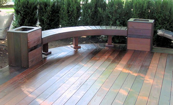 25 Best Ideas About Curved Bench On Pinterest Curved