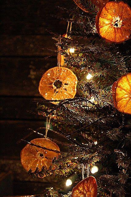 HáziManó: Karácsonyi díszek természet adta anyagokból