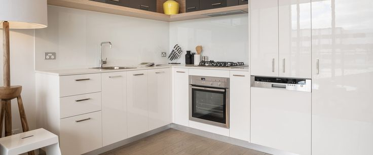 Caroline Serviced Apartments Sandringham - One bedroom apartment kitchen