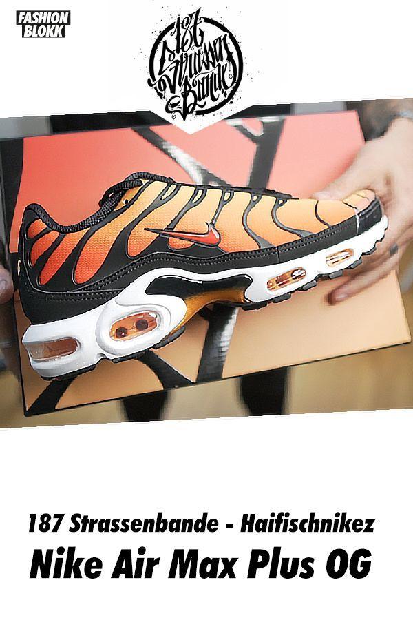 HaifischNikez Nike Air Max Plus OG von der 187