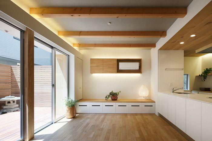 INTERIOR | Muji Style House - 무지(MUJI) 느낌의 하우스 :: 더하우스