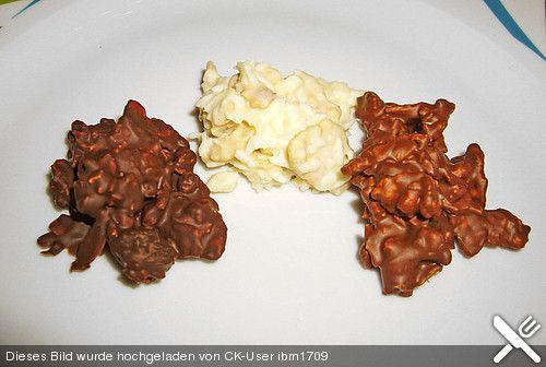Schokocrossies, ein schmackhaftes Rezept aus der Kategorie Schnell und einfach. Bewertungen: 46. Durchschnitt: Ø 4,5.
