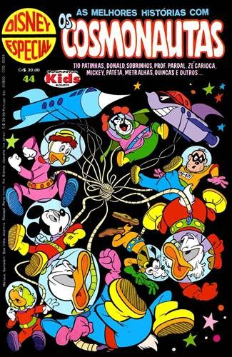 68 best disney especial images on pinterest comic book comic disney especial 044 os cosmonautas fandeluxe Gallery