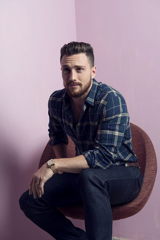Cast - Aaron Taylor-Johnson as Prince Pietro of Italy in my story 'The Crown Of A Queen on Wattpad Username: ADiaryOfADramaQueen