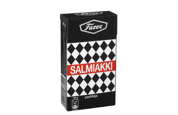 Salmiakki (vain laatikot)
