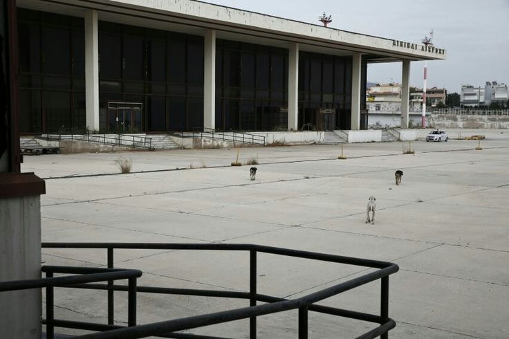 Athens Ellinikon International Airport (closed since 2001) - East Terminal