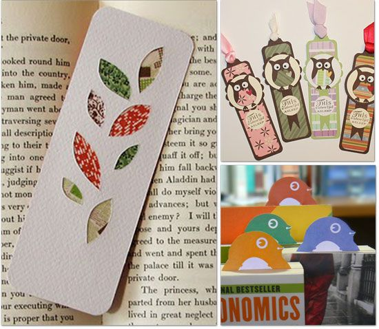 Best 25 homemade bookmarks ideas on pinterest book for Cool ways to make bookmarks