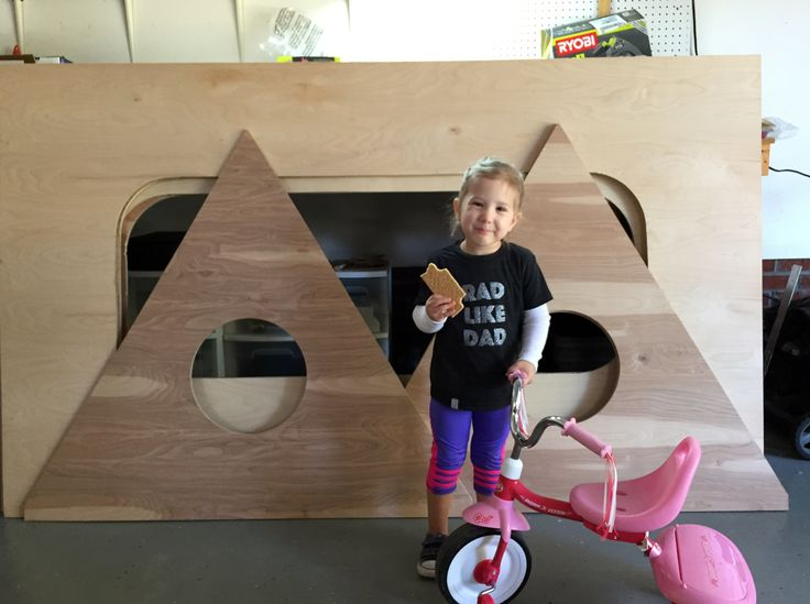 big kid beds! – Scout & Indiana blog: Check out this blog for our DIY version of this awesome teepee bed for toddlers!
