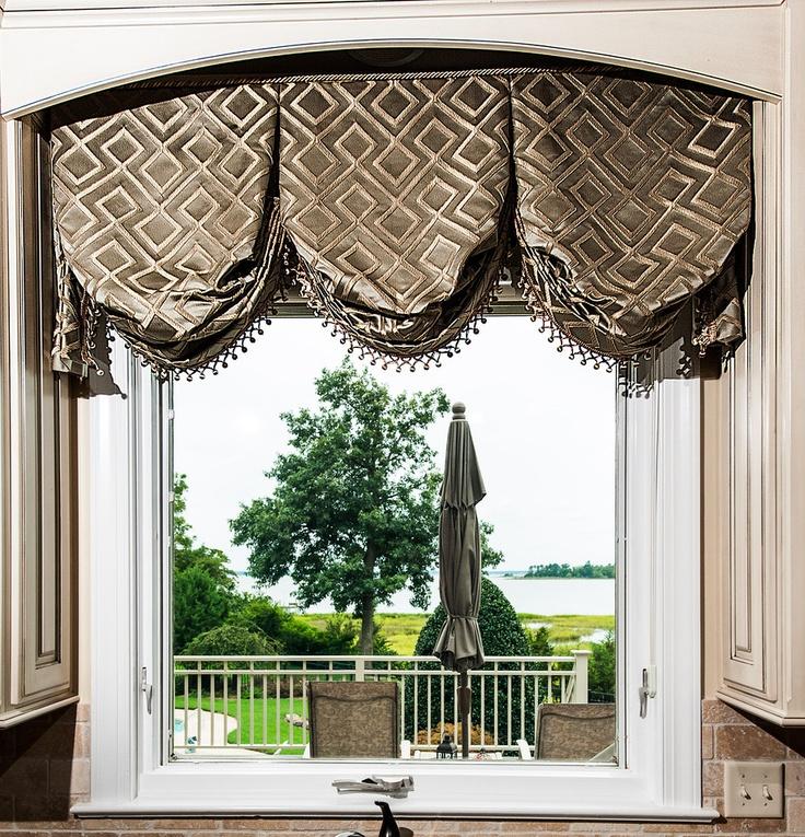 Valance Window Treatments Diy Patterns