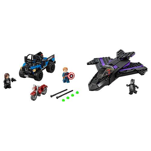 "LEGO Super Heroes Marvel Black Panther Pursuit (76047) - LEGO - Toys ""R"" Us"