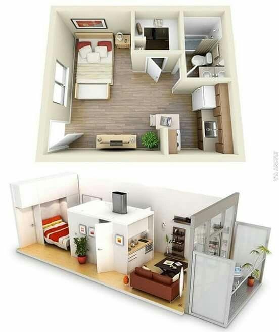 535 best planos en 3d images on pinterest | home plans, studio
