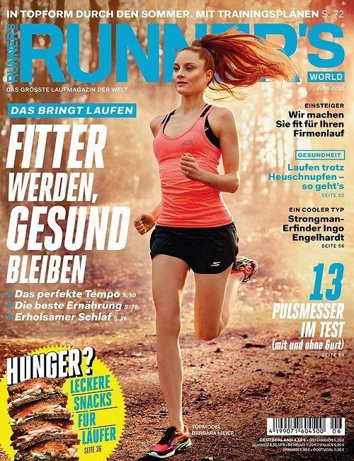 Runners World Deutschland - Juni 2015