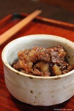 牛肉の大和煮 by chima@ [クックパッド] 簡単おいしいみんなのレシピが221万品