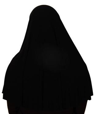 Lycra Blend 1-piece Long Al-Amira