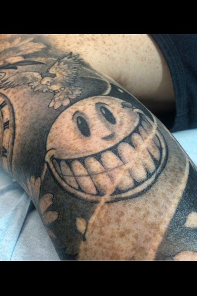 16 Best Gangster Angel Tattoos Images On Pinterest