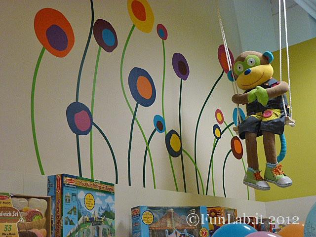 wall stickers bambine : ... negozio di giocattoli da bambini ! Milano Wall stickers Pinterest